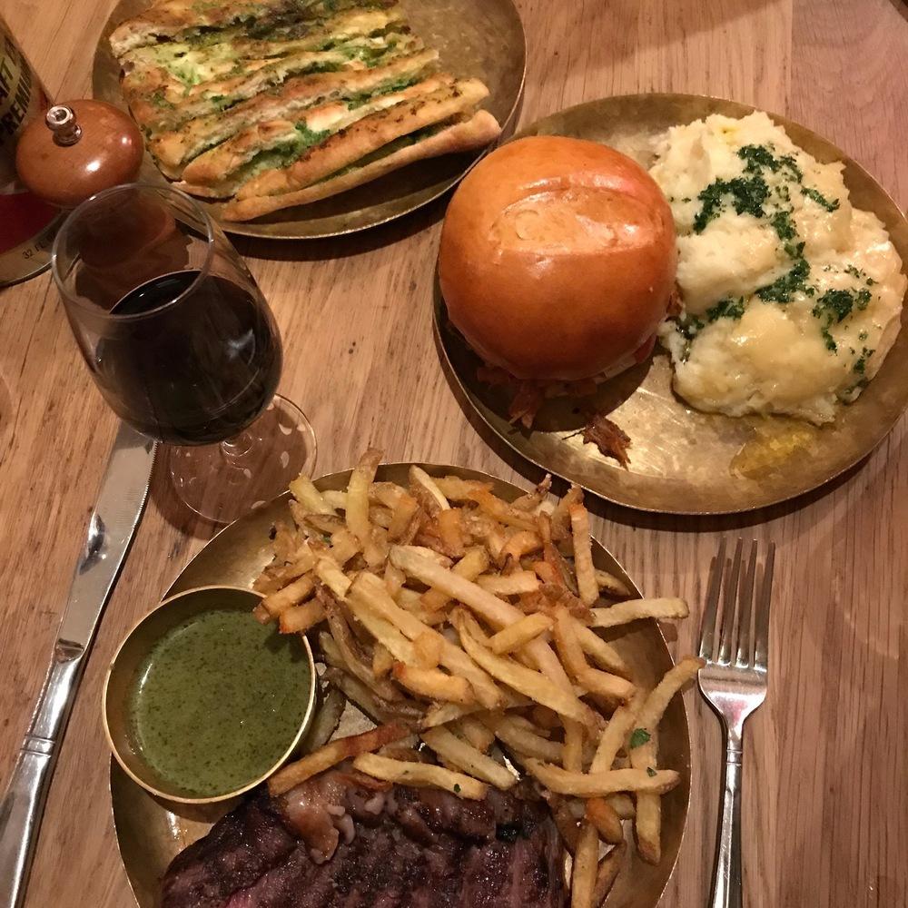 Cuisine Hacker Paris Texas